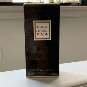 Coco Chanel emulsion pour Le corps